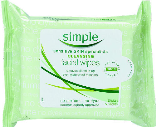 simple makeup remover wipes review