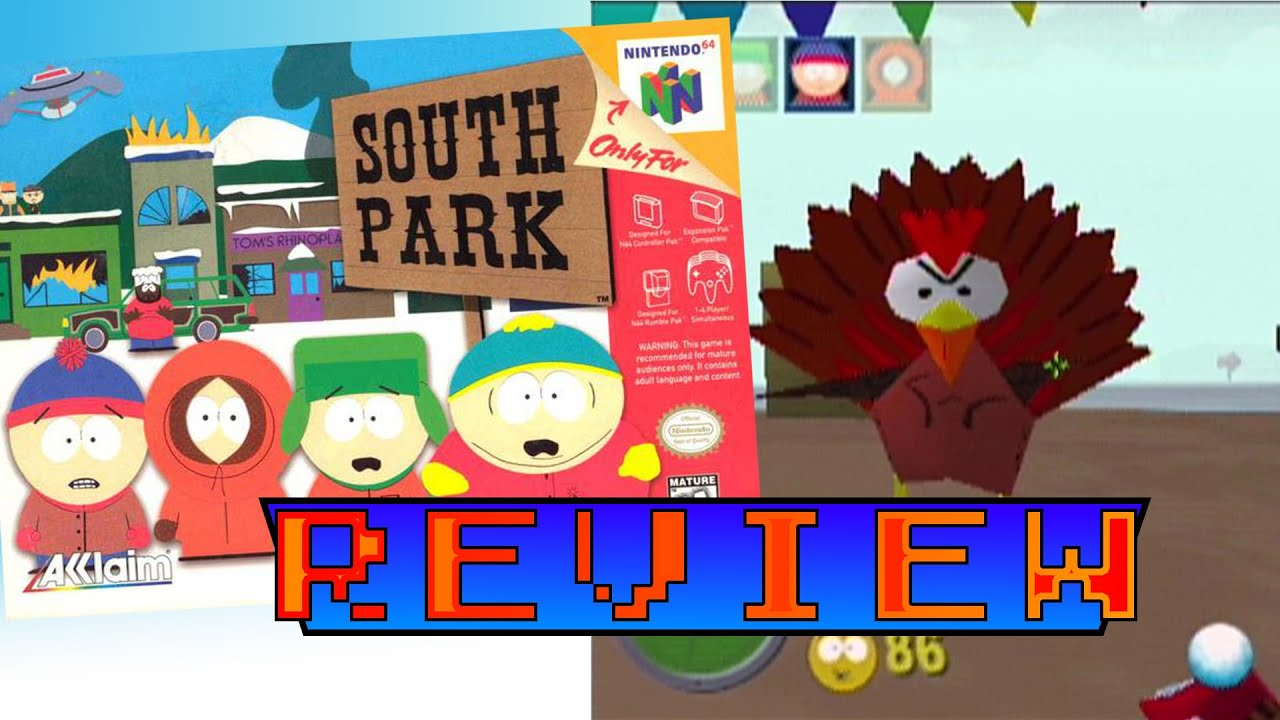 south park video game review