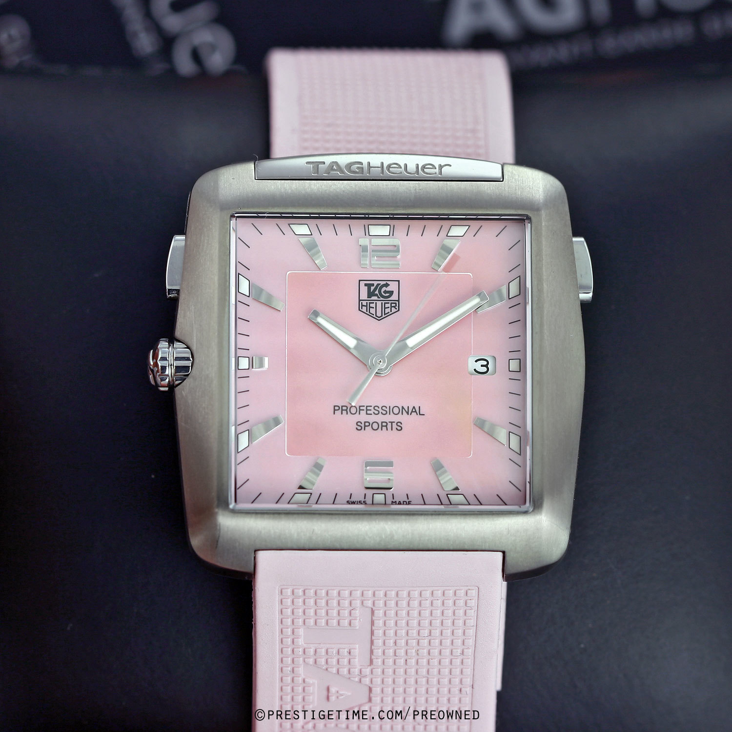 tag heuer golf watch review