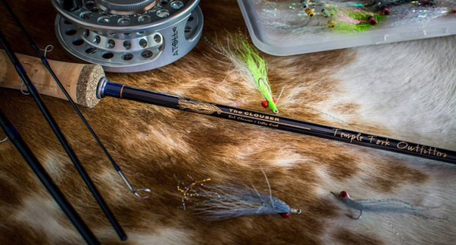temple fork outfitters rod review