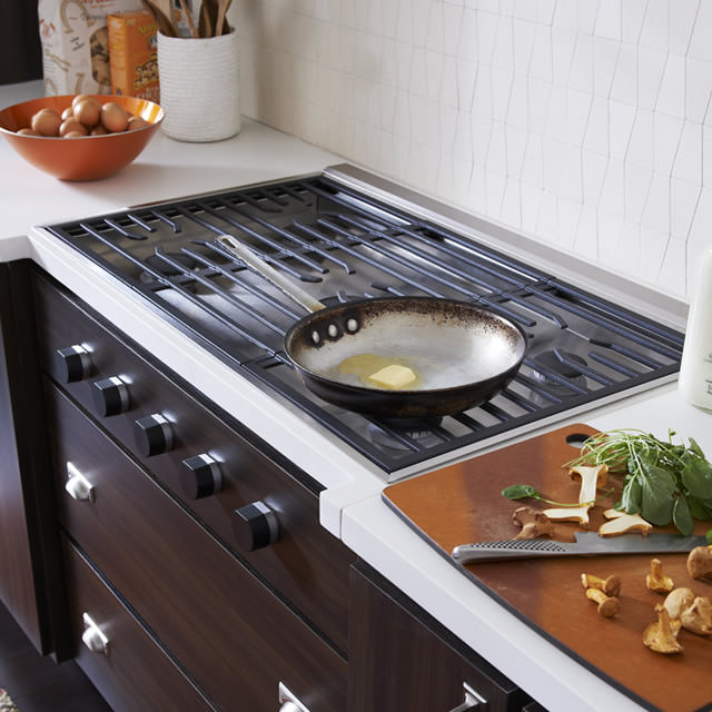 wolf contemporary gas cooktop review